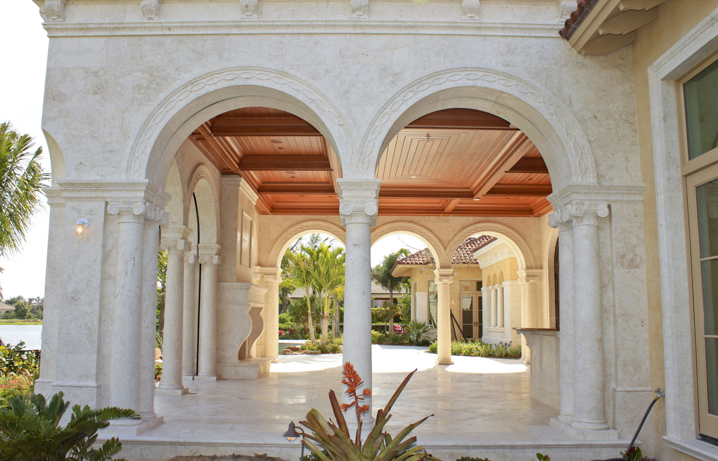 Afamia stone - Fine Limestone Architectural Elements Inc